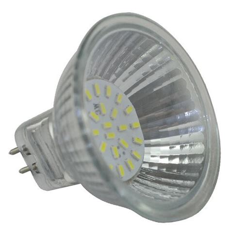 led spotlight mr11 gu4 led l 3w 220v heat resistant led