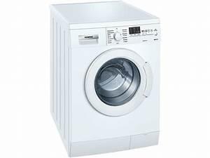 Unterbau Waschmaschine Mit Trockner : siemens wm14e445 stand waschmaschine wei frontlader ~ Michelbontemps.com Haus und Dekorationen