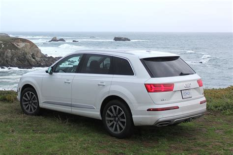 2017 Audi Q7 First Drive Review  Pictures, Video, Specs