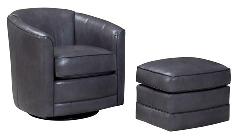glider chair and ottoman 506 swivel glider chair and ottoman set by smith brothers