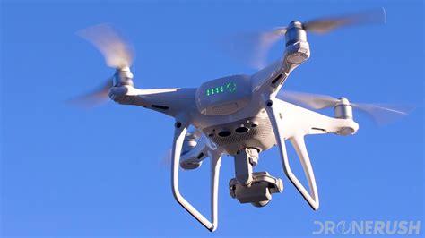 dji phantom  pro  pro drone rush