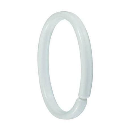 anneau plastique pour rideau de plastique x12 sanilandes