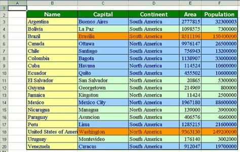 3 Excel Spreadsheet Examples  Ganttchart Template