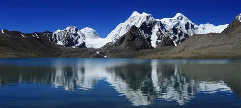 filelake gurudongmar  summer months sikkim india