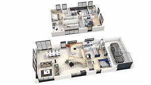 delicieux plan de maison duplex gratuit pdf 11 plan With logiciel plan maison 3d 0 plan maison duplex gratuit