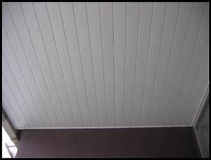 Plastové obklady na strop