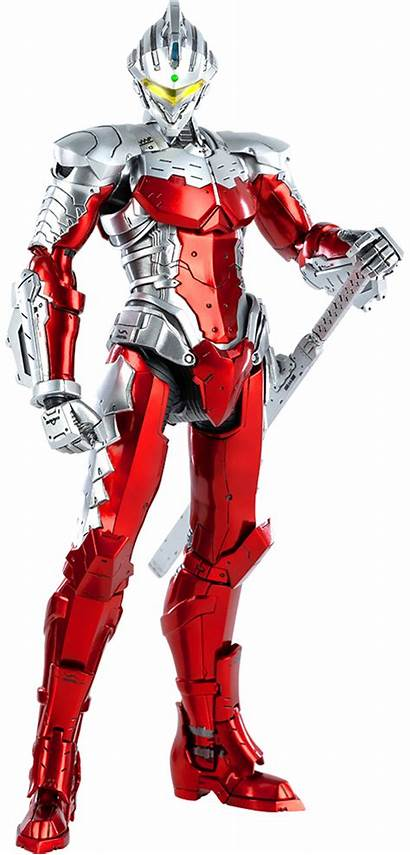 Ultraman Suit Anime Ver7 Version Sixth Scale