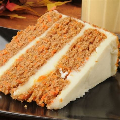 recipe  carrot cake   cream cheese frosting