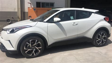Toyota Chr Hybrid Picture by 2018 Toyota C Hr Specs Prices Features