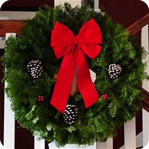 Fundraising Christmas Wreaths