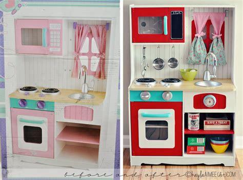 all kitchen makeover play kitchen makeover tip junkie 4015