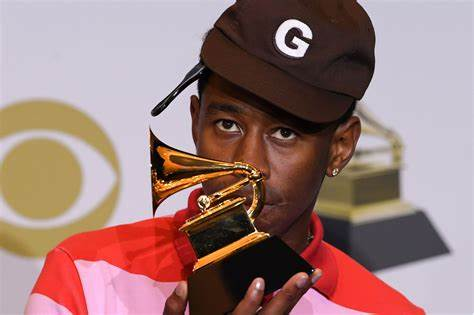 Tyler gregory okonma (born march 6, 1991), better known as tyler, the creator, is an american rapper, singer, songwriter, record producer, actor, visual artist, designer and comedian. Tyler, The Creator's Grammy Win 'Feels Like a Backhanded Compliment' - Rolling Stone