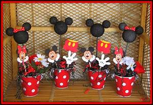 Mickey Mouse Birthday Party Ideas Gallery Picture - CAKE