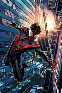 Spider-man, -, Marvel, Comics, -, Miles, Morales