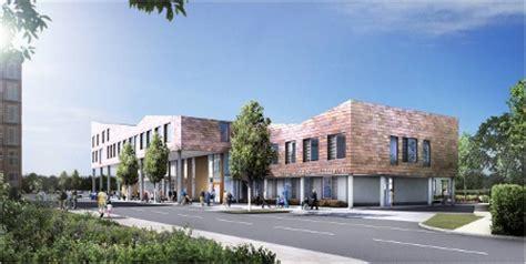 garden city hospital mansell to build 163 23 6m qeii hospital in welwyn garden city