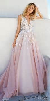colored wedding dresses 25 best ideas about blush wedding dresses on blush pink wedding dress blush lace