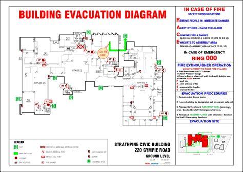 evacuation plan template free evacuation plan template sanjonmotel