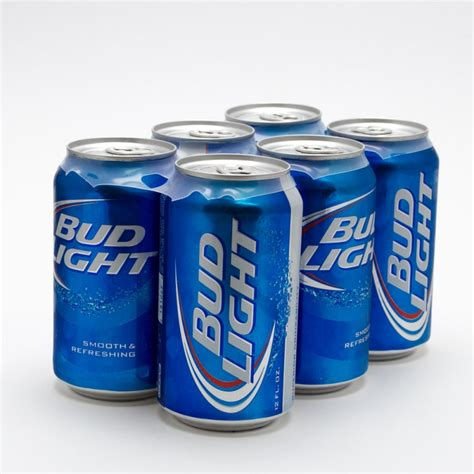 Bud Light 6 Pack by Bud Light 12oz Can 6 Pack Wine And Liquor