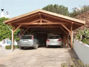 Wooden Carports Garages