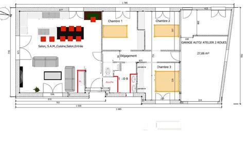 amenagement chambre parentale avec salle bain amenagement chambre parentale suite parentale 12m2