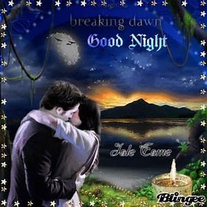 good night romantic love Picture #127592728 | Blingee.com