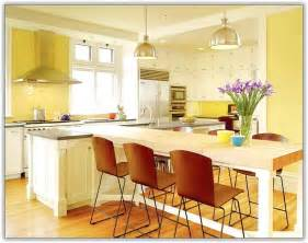 kitchen island with table seating pictures of kitchen islands with table seating home design ideas