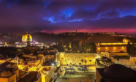 תמונות מדהימות של ירושלים  צילום ירושלים  הדפסה על קנבס