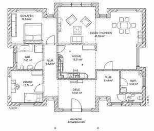 Haus Bauen Grundriss Erstellen : grundriss zeichnen bungalow verschiedene ~ Michelbontemps.com Haus und Dekorationen