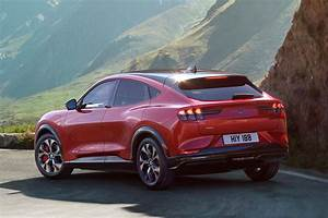 New electric Ford Mustang Mach-E SUV for 2020   Parkers