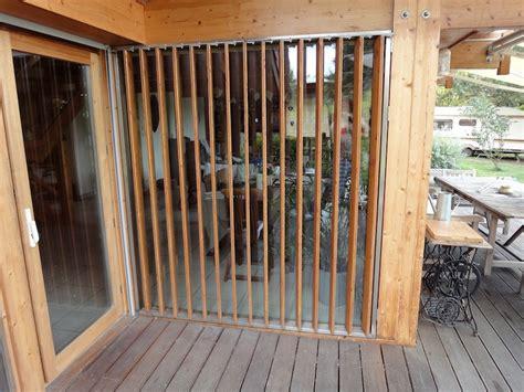 volet persienne verticale mobile en bois pour baie vitr 233 e 192 acheter volet