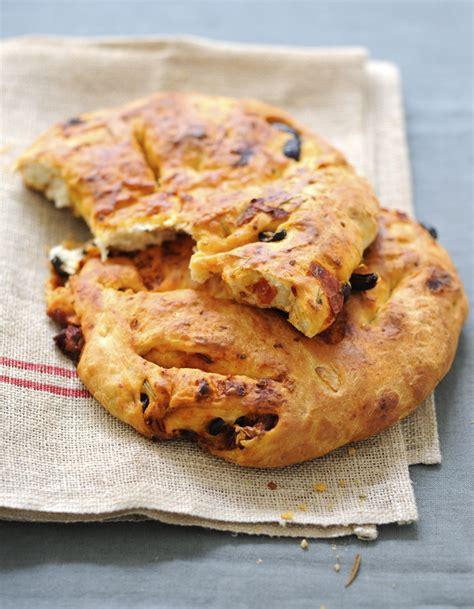 recettes de cuisine fr3 fougasse tomates olives pour 6 personnes recettes à table
