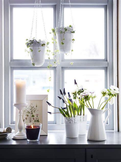 Herbstdeko Fenster Kaufen by Pflanzenbeh 228 Lter F 252 R Jeden Stil Ikea Ideen Fensterbank