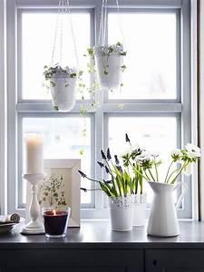 Fensterbank Außen Dekorieren : pflanzenbeh lter f r jeden stil ikea ideen fensterbank dekorieren dekoration und fenster ~ Eleganceandgraceweddings.com Haus und Dekorationen