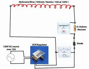 Resistors - Connecting Ac Analog Amps Meter