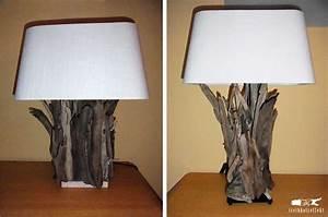 Treibholz Lampe Decke : treibholzeffekt diy lampen aus treibholz treibholzeffekt ~ Frokenaadalensverden.com Haus und Dekorationen