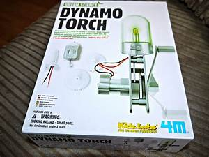 Inside The Wendy House  Green Science Dynamo Torch Review