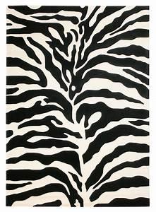 tapis zebre natural skin par arte espina With tapis motif zebre