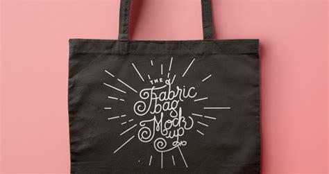 psd tote bag fabric mockup psd mock  templates pixeden