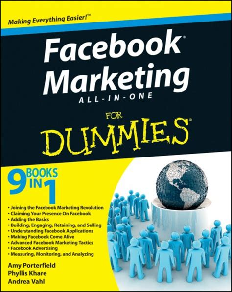 marketing for dummies marketing for dummies an with
