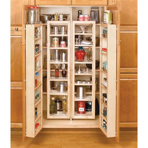 kitchen shelves organizers rev a shelf swing out kitchen cabinet chef s pantries 2538