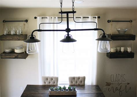 industrial pvc pipe  rope floating shelves shanty  chic
