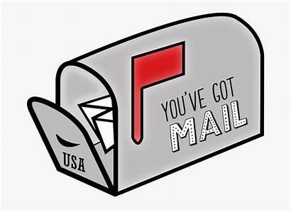 Clipart Mail Got Ve Clip Postal Webstockreview