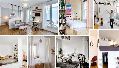 chambre avec coin salon coin chambre dans le salon 40 idées pour l 39 aménager