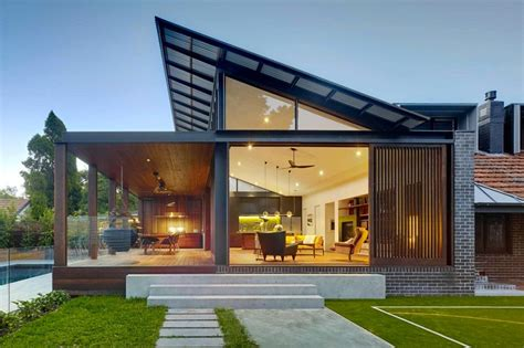 shed roof modern