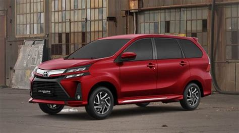 Toyota Avanza 2020 Philippines by Toyota Avanza 2019 With New Design Is Now Available In Ph