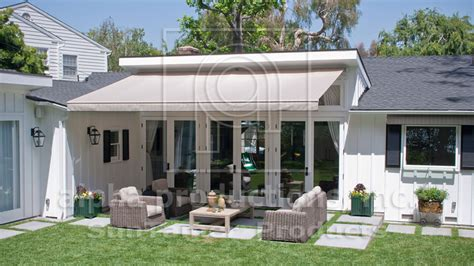 Continental Patio Awning
