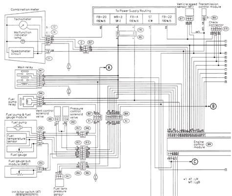 2013 Subaru Wrx Interior Wiring Diagram by 2013 Subaru Legacy Wiring Diagram