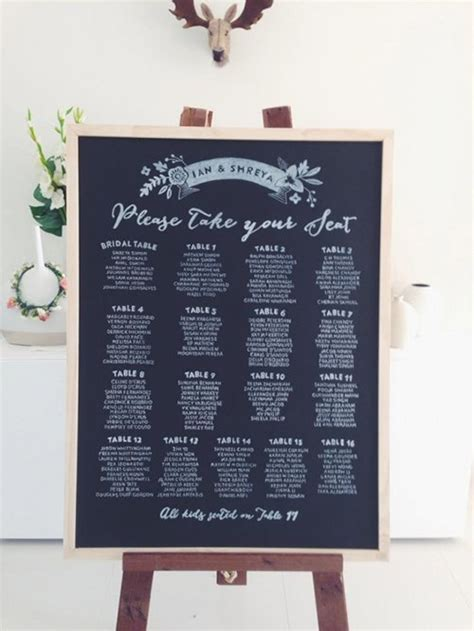 table charts for wedding reception the best digital seating charts for wedding planning brides