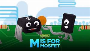 Video | Circuit Playground: M is for MOSFET | Adafruit ...