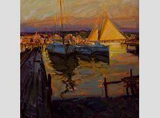 Artist Tim Bell Plein Air Easton